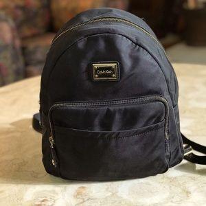 Calvin Klein Nylon Backpack